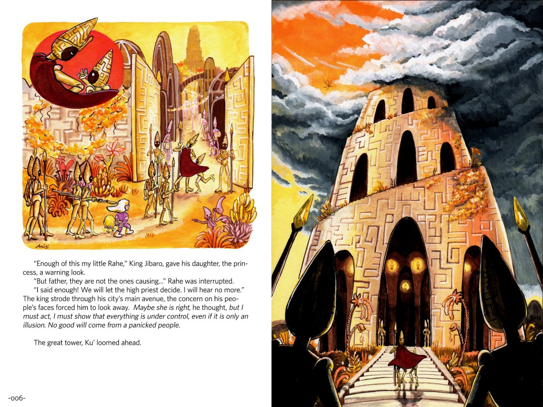 page_6_7_adventures_of_galaxy_girl_and_cosmo_story_2_page_spread